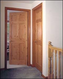 Staining a Masonite Door 101